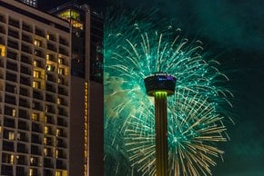 New Year's Eve in San Antonio