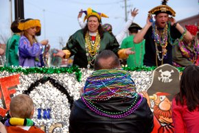 Pensacola Mardi Gras