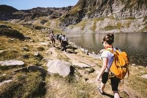 Seven Rila Lakes Hike