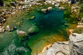 South Yuba River Swimming Holes