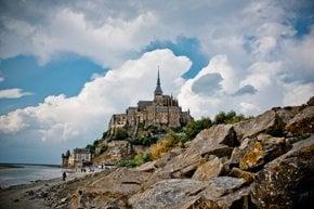 Mont Saint Michel Marée
