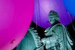 Lyon Festival of Lights (Fête des Lumières)