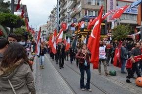 Cumhuriyet Bayramı or Republic Day