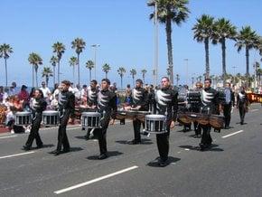 4 Luglio a Huntington Beach
