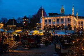 Los mercados navideños de Dinamarca