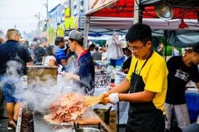El sabor de Manila