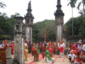 Co Loa Citadel Festival