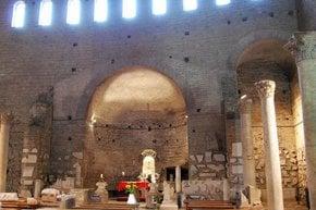 Catacombe romane fuori stagione