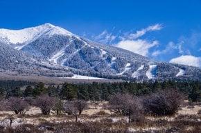 Skiing and Snowboarding in Arizona