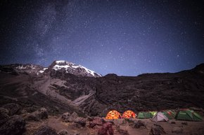 Escalade Kilimanjaro