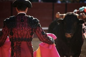 Lissabon-Bullfighting
