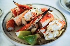 Saison du crabe de pierre