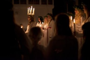 St Lucia Day