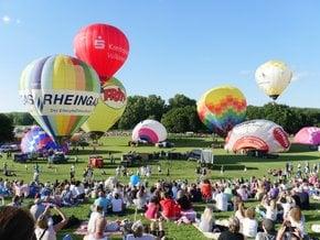 Ballonfestival Bonn