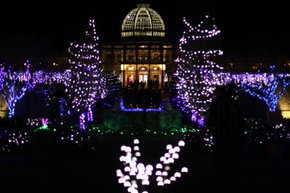 Dominion Energy GardenFest of Lights at Lewis Ginter