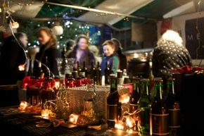 Southbank Centre Winter Market
