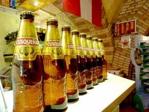 Festival della birra Cusqueña