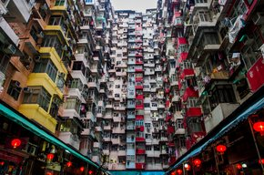 Quarry Bay 'Monster Building'