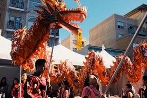 Feira de Ano Novo Chinês de San Diego