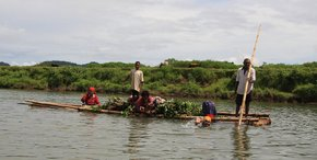 Rafting bibiliaire
