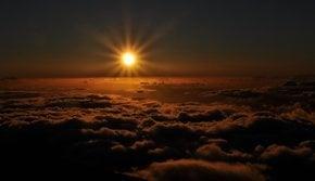 Haleakala Lever et coucher du soleil