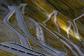 Stelvio Pass (Passo dello Stelvio)