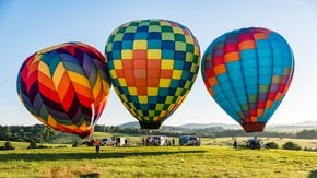 Balloons Over Rockbridge