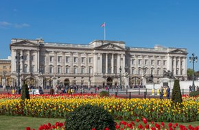 Excursiones en el Palacio de Buckingham