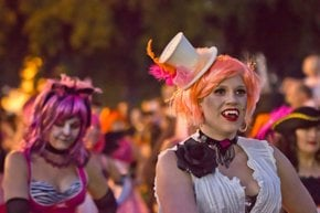 Krewe of Boo Halloween Parade