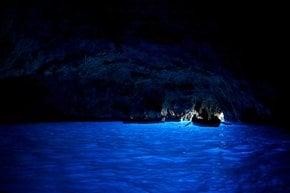 Blue Grotto (Grotta Azzurra), Capri