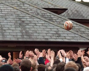 Royal Shrovetide Football