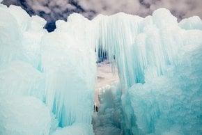 Châteaux de glace