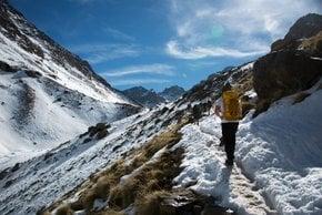 Escalade du mont Toubkal