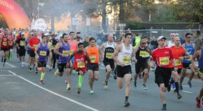 Maratona do Corpo de Fuzileiros