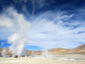 Hot Springs of the Atacama Desert