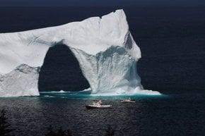 Aldea de Iceberg