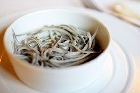 Angulas (Baby Eels)