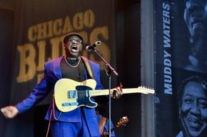 Das Chicago Blues Festival