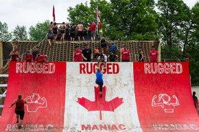 Rugged Maniac Kitchener