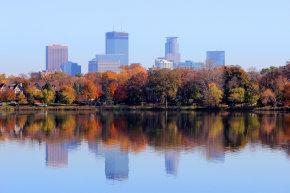 Minneapolis Fall Colors