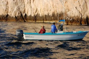 Pêche à Cabo San Lucas