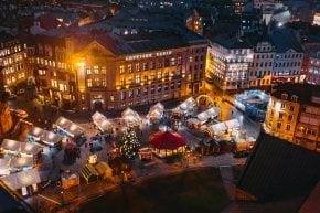 Mercados navideños en Riga