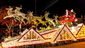 Festival de Luzes de Los Altos
