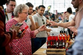 NYC Hot Sauce Expo in Brooklyn