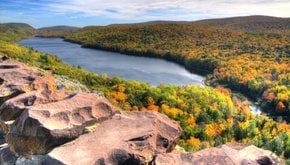 Upper Peninsula Fall Colors