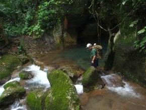 La Cueva Muknal de Actun Tunichil de Belice
