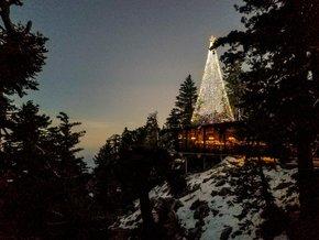 Luces y eventos de Navidad en Palm Springs