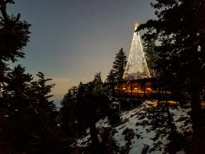 Christmas Lights and Events in Palm Springs