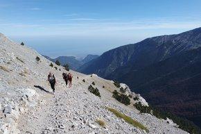 Climbing Mount Olympus