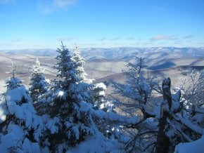 Skiing and Snowboarding in The Catskill Mountains
